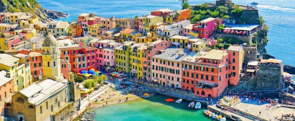 Herbstreise 2021 des Seniorenbund Lochau in die Toskana & Cinque Terre - Slide