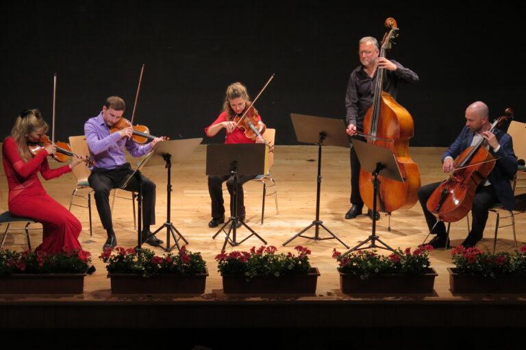 Musikkünstler begeisterten Senioren - Image 1