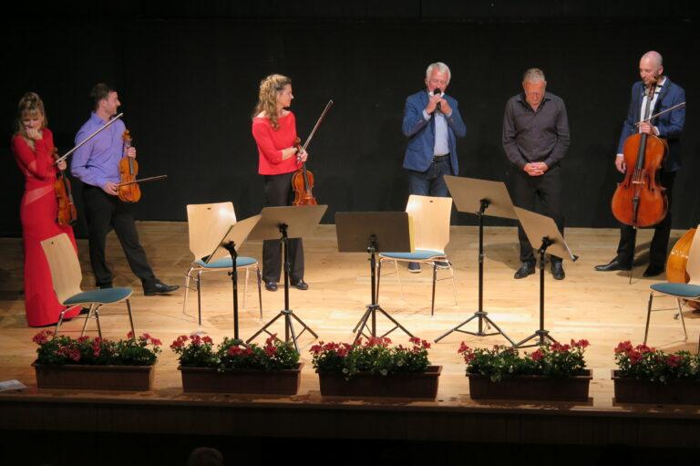 Musikkünstler begeisterten Senioren - Image 5