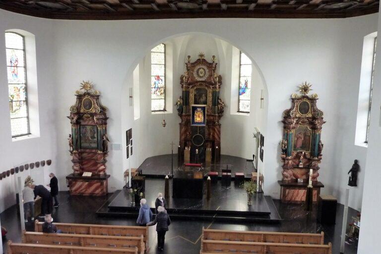 Maiandacht in der Basilika Bildstein - Image 2