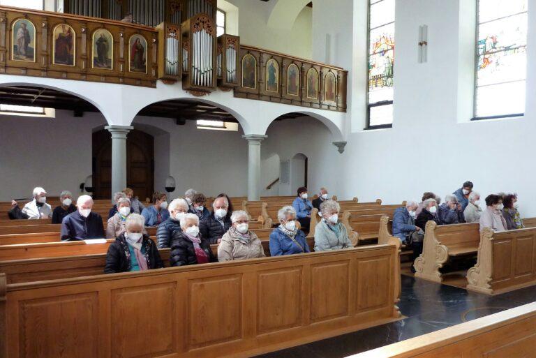Maiandacht in der Basilika Bildstein - Image 5
