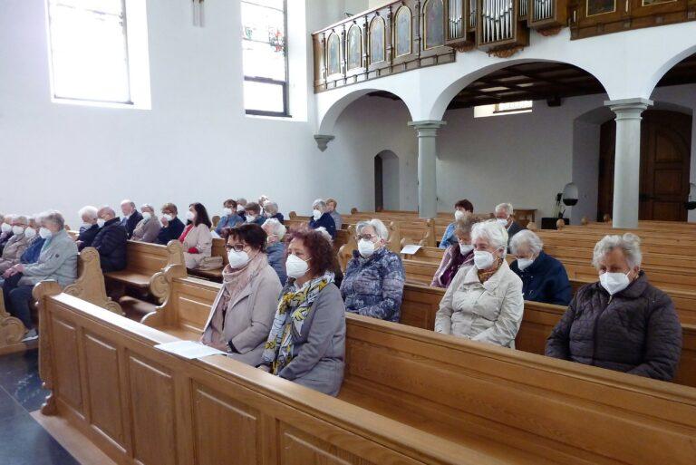 Maiandacht in der Basilika Bildstein - Image 6