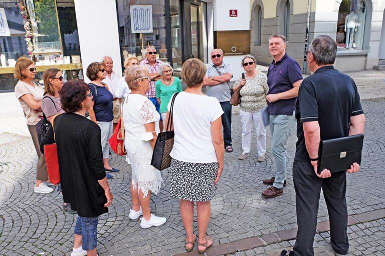 Alte Gasthäuser rund um den Dornbirner Marktplatz - Image 2