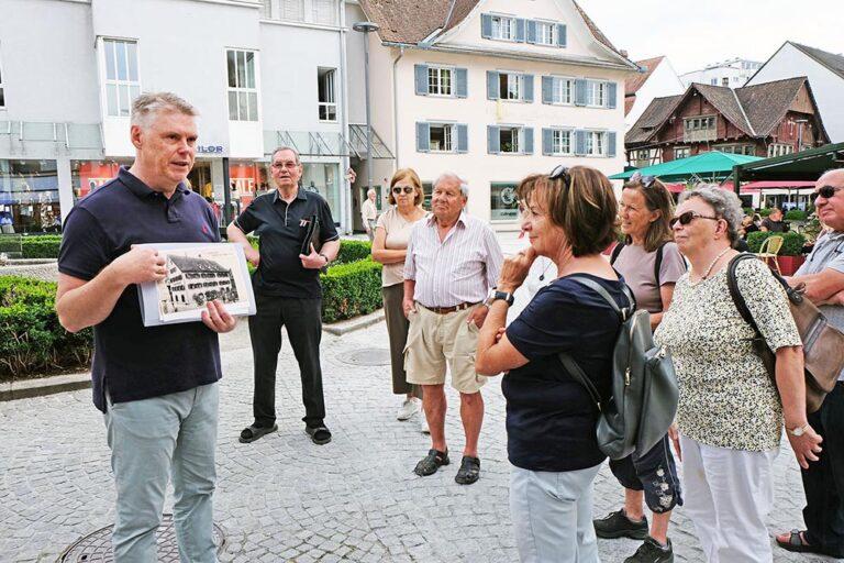 Alte Gasthäuser rund um den Dornbirner Marktplatz - Image 5