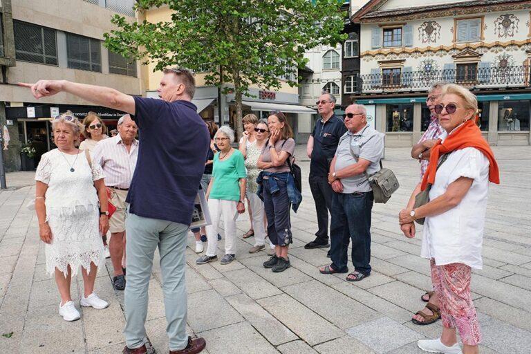 Alte Gasthäuser rund um den Dornbirner Marktplatz - Image 7