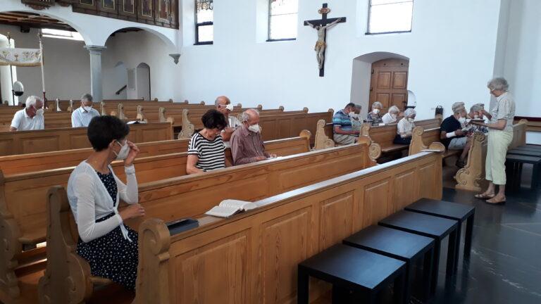Marienwallfahrt zur Basilika Bildstein - Image 2