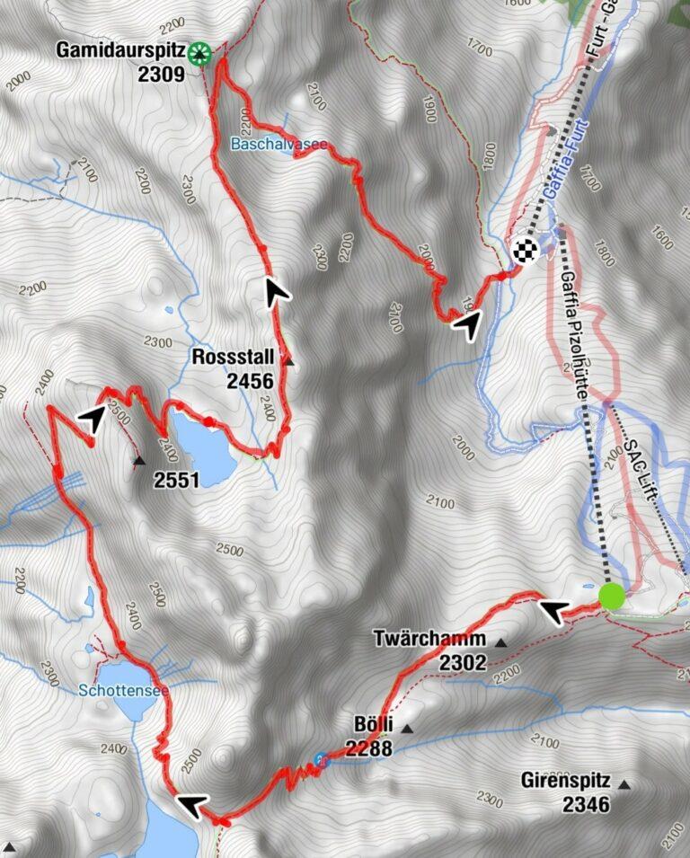 5-Seen-Wanderung im Pizolgebiet - Image 33