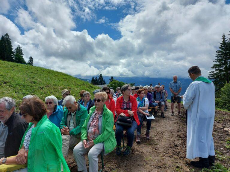 Bergmesse Schwende-Alpe - Image 6