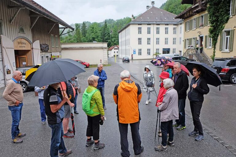 Industrie- und Wanderspuren in der Stadt Dornbirn - Image 2