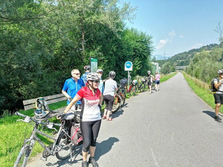 Radtour Bludenz – Göfis - Image 3