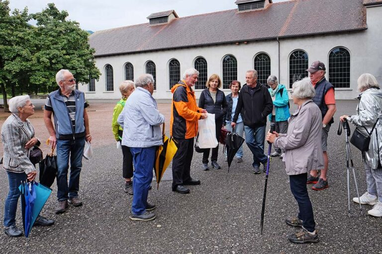 Industrie- und Wanderspuren in der Stadt Dornbirn - Image 8