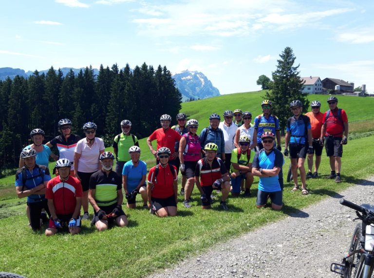Seniorenbund  OG -Sulzberg  –  Bike-Tour ins Appenzell - Image 11
