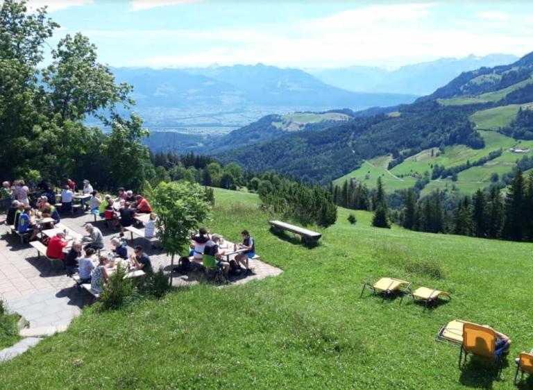Seniorenbund  OG -Sulzberg  –  Bike-Tour ins Appenzell - Image 8