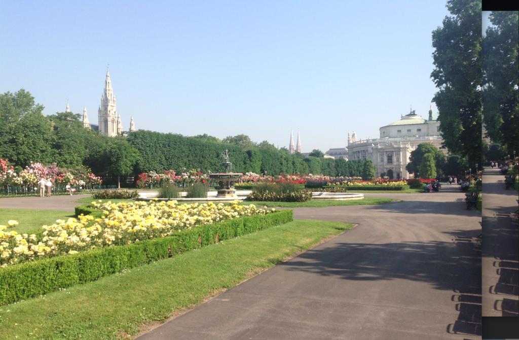 Herbstreise in die Bundeshauptstadt Wien - Slide