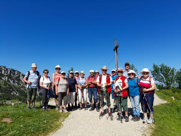 Wanderwoche vom 21. bis 25. Juni 2021 am Walchsee - Image 6