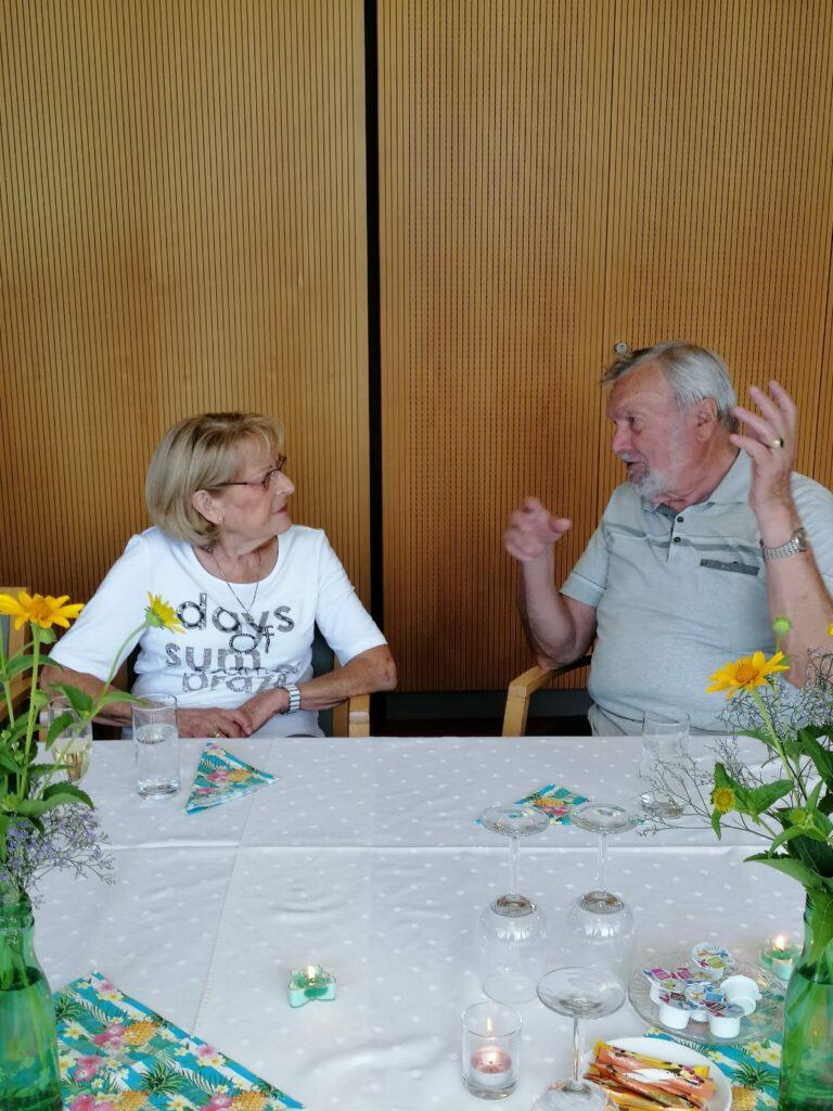 Geburtstagsfeier im Pfarrheim - Image 8