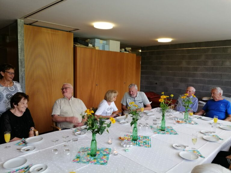 Geburtstagsfeier im Pfarrheim - Image 7