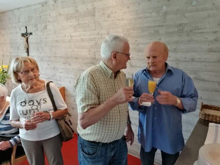 Geburtstagsfeier im Pfarrheim - Image 6