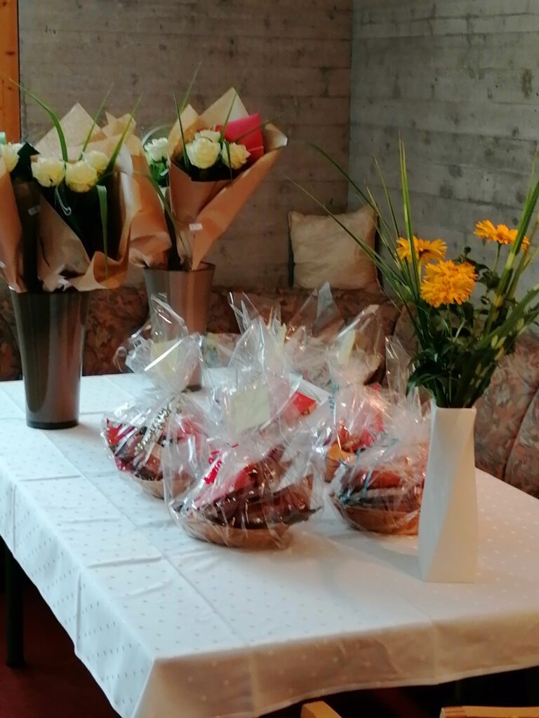 Geburtstagsfeier im Pfarrheim - Image 26