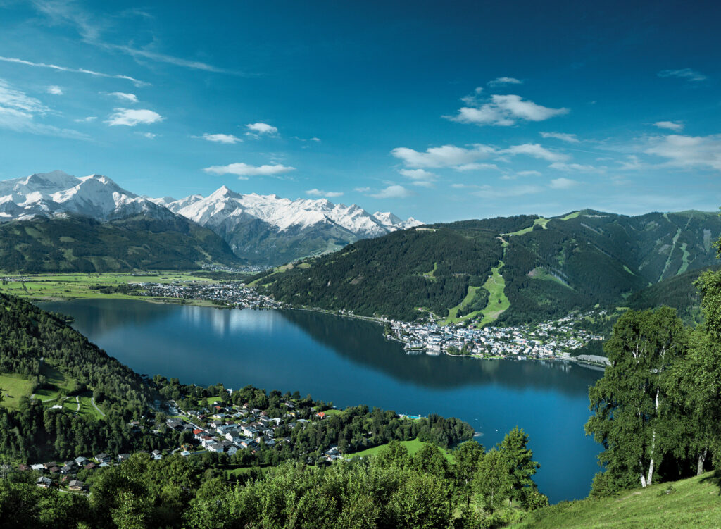 Salzburg – Zell am See - Slide