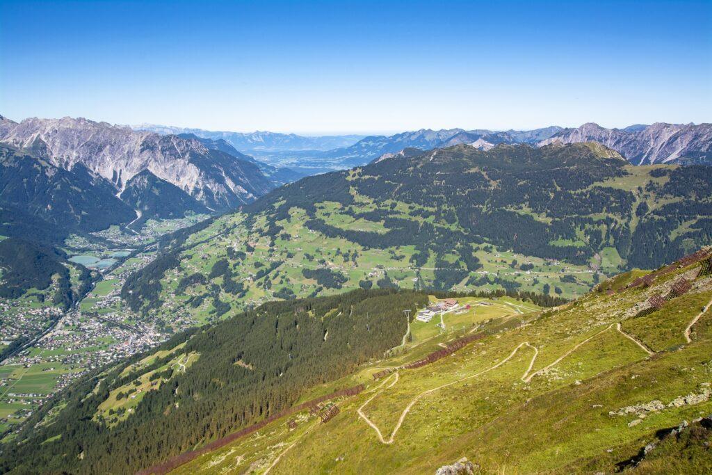 Landeswandertag – Schruns Montafon - Slide