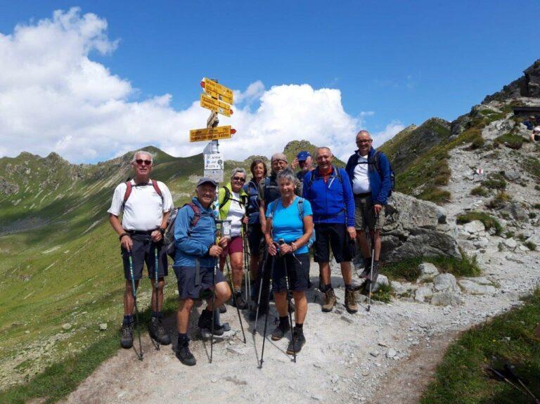 Tolles Bergwetter, schöne Wanderungen und gute Laune - Image 20