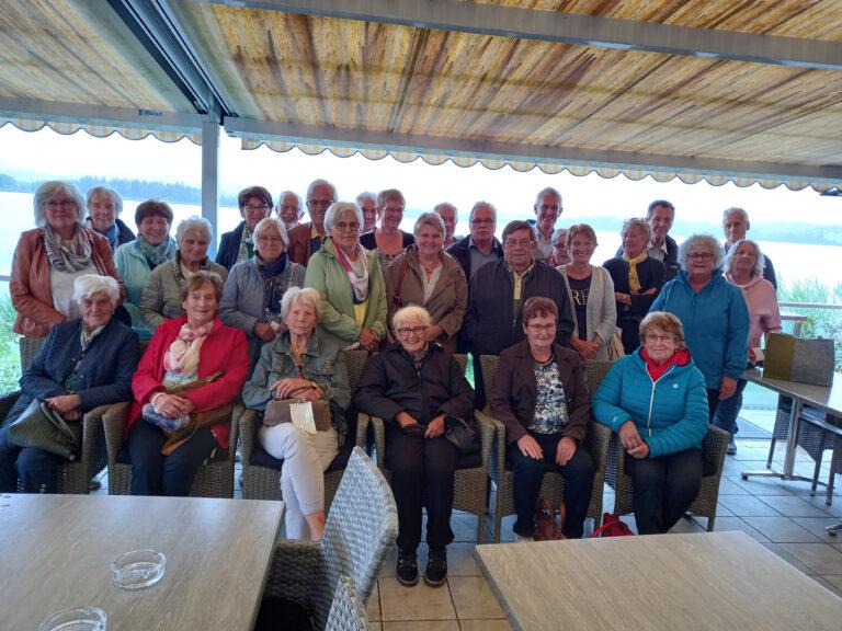 Senioren Doren – 13. Juli 2021 – Tagesausflug Tannheimertal - Image 1