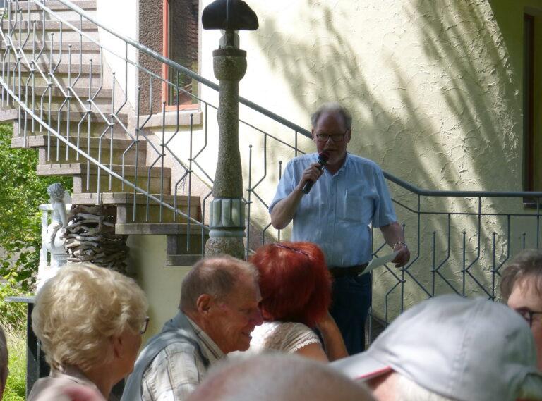Grillfest des Seniorenbundes Götzis in Emils Bündt - Image 26