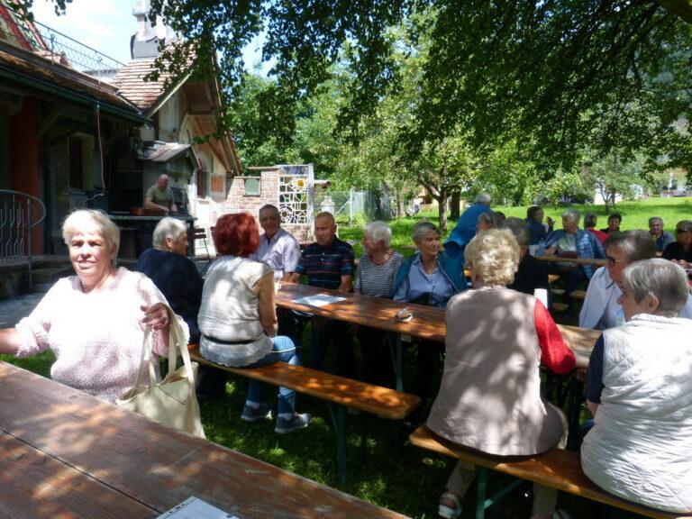 Grillfest des Seniorenbundes Götzis in Emils Bündt - Image 7