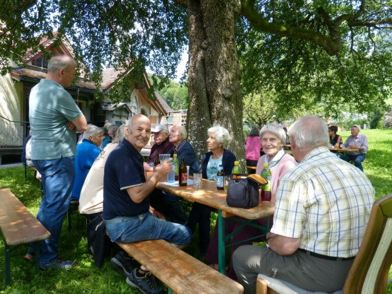 Grillfest des Seniorenbundes Götzis in Emils Bündt - Image 8