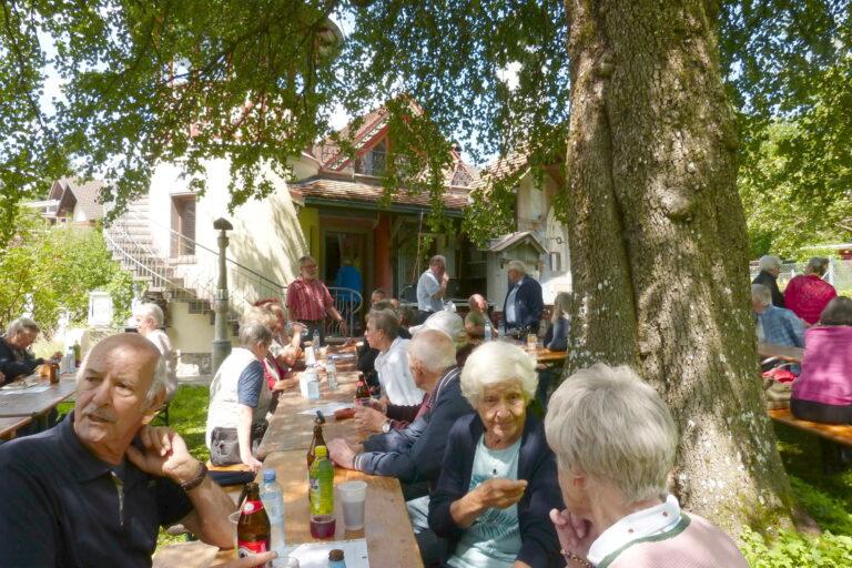 Grillfest des Seniorenbundes Götzis in Emils Bündt - Image 9