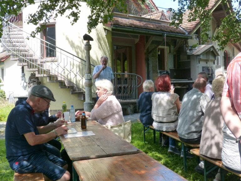 Grillfest des Seniorenbundes Götzis in Emils Bündt - Image 11