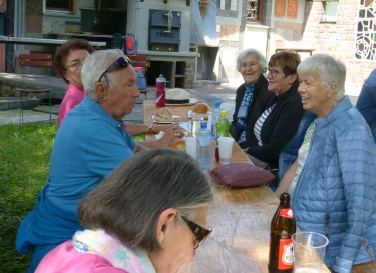 Grillfest des Seniorenbundes Götzis in Emils Bündt - Image 12