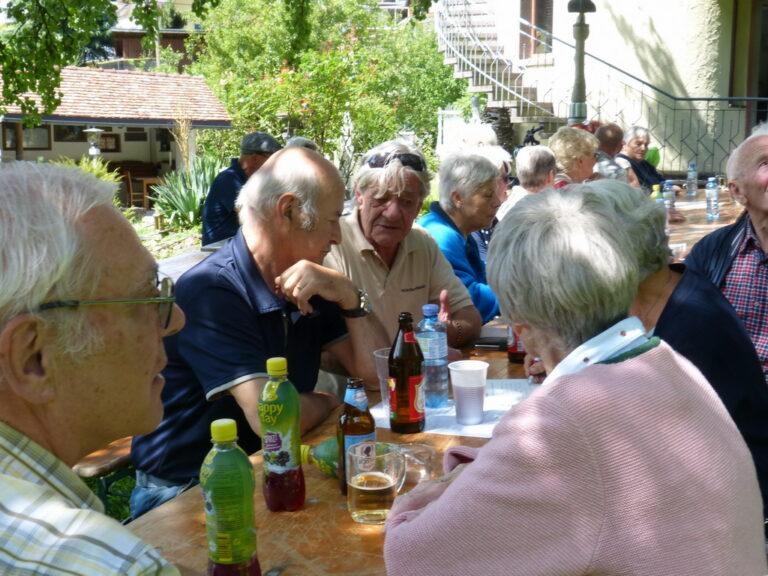 Grillfest des Seniorenbundes Götzis in Emils Bündt - Image 13
