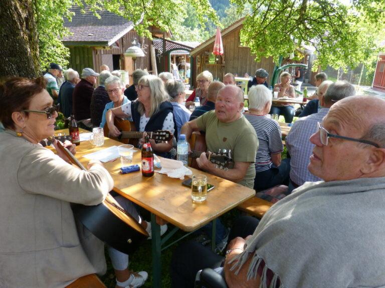 Grillfest des Seniorenbundes Götzis in Emils Bündt - Image 14