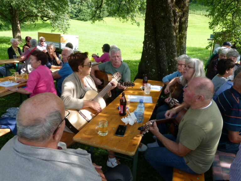 Grillfest des Seniorenbundes Götzis in Emils Bündt - Image 16