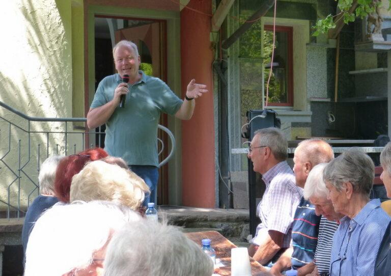 Grillfest des Seniorenbundes Götzis in Emils Bündt - Image 27
