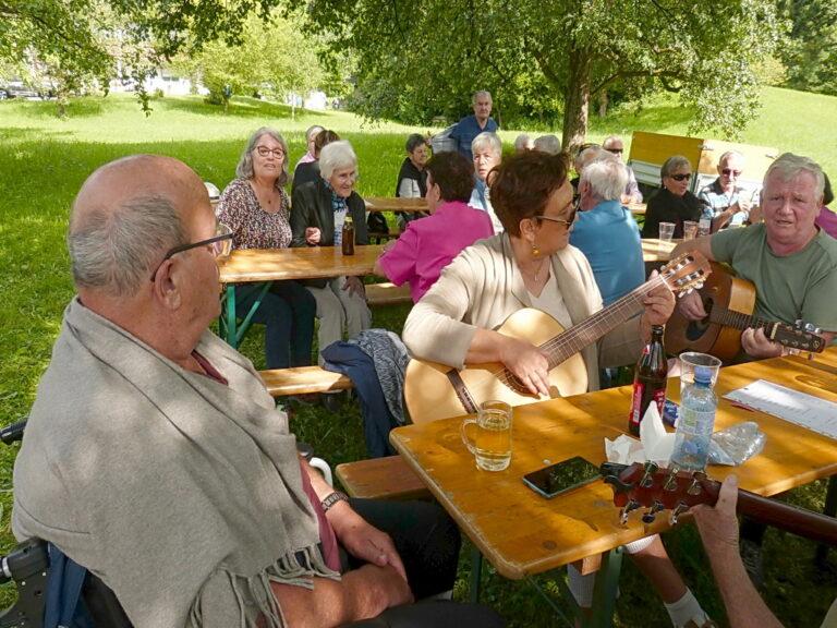 Grillfest des Seniorenbundes Götzis in Emils Bündt - Image 17