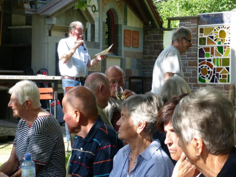 Grillfest des Seniorenbundes Götzis in Emils Bündt - Image 19
