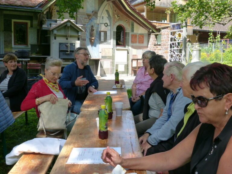 Grillfest des Seniorenbundes Götzis in Emils Bündt - Image 21