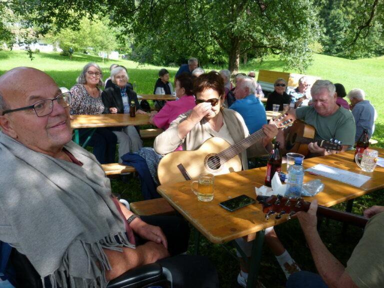 Grillfest des Seniorenbundes Götzis in Emils Bündt - Image 22