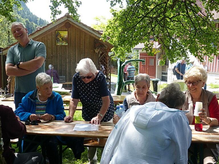 Grillfest des Seniorenbundes Götzis in Emils Bündt - Image 23