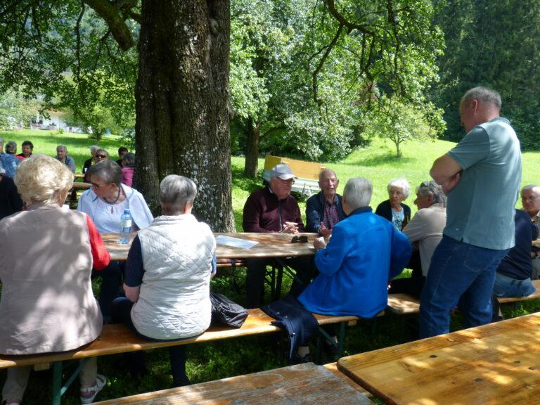 Grillfest des Seniorenbundes Götzis in Emils Bündt - Image 24