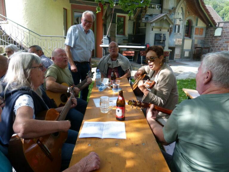 Grillfest des Seniorenbundes Götzis in Emils Bündt - Image 25