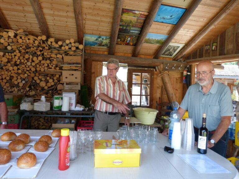 Grillfest des Seniorenbundes Götzis in Emils Bündt - Image 1