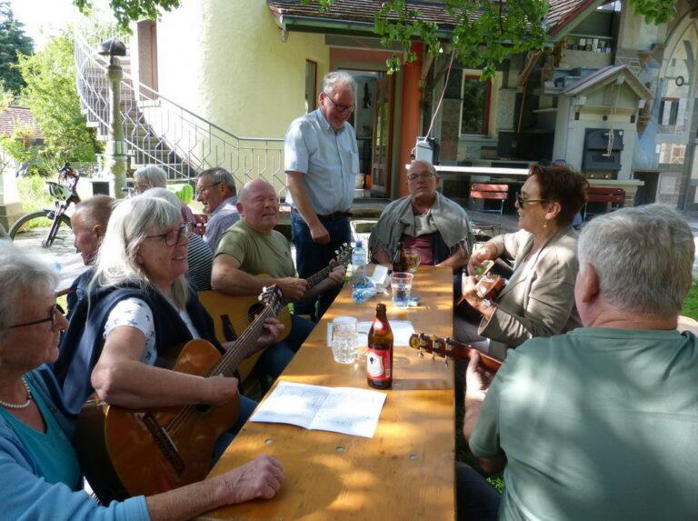 Grillfest des Seniorenbundes Götzis in Emils Bündt - Image 5
