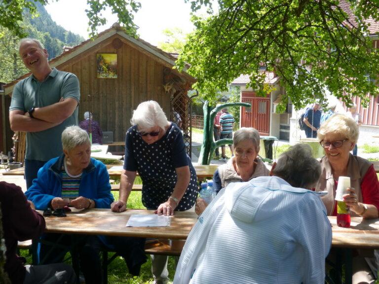 Grillfest des Seniorenbundes Götzis in Emils Bündt - Image 6