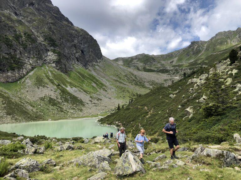 Tolles Bergwetter, schöne Wanderungen und gute Laune - Image 13