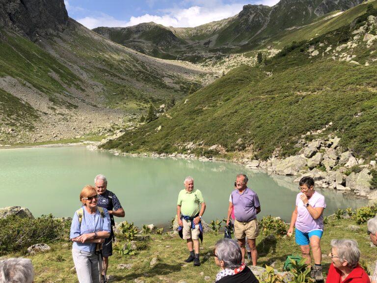 Tolles Bergwetter, schöne Wanderungen und gute Laune - Image 12