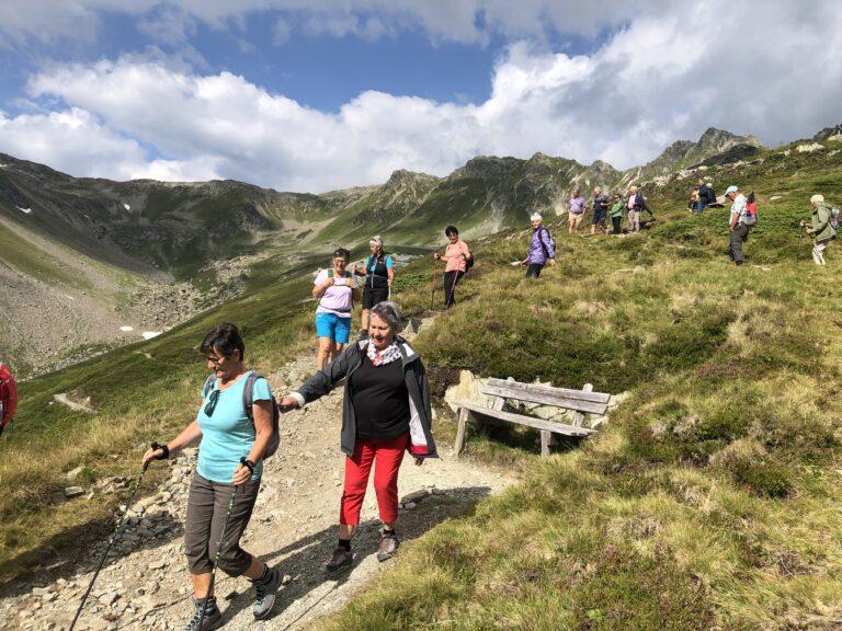 Tolles Bergwetter, schöne Wanderungen und gute Laune - Image 7